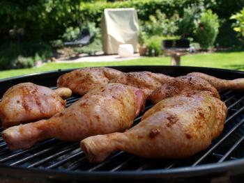 Rodinné stříbro na talíři - Krušnohorské kuře