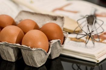 Vajíčková pomazánka Ládi Hrušky