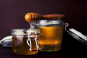 Mini medovník Ládi Hrušky
