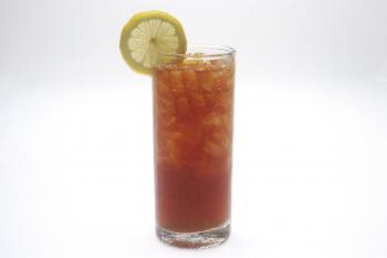 Americký ledový čaj Ládi Hrušky