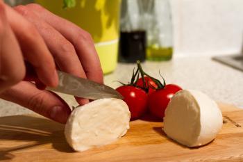 Italské jednohubky Ládi Hrušky