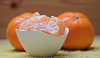 Mandarinková pomazánka Ládi Hrušky