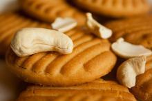 Rychlé oříškové sušenky Ládi Hrušky za 30 Kč