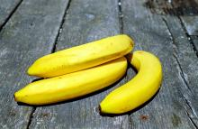 Banánové sušenky Ládi Hrušky