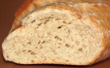 Pivní chléb Ládi Hrušky