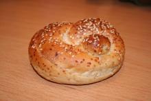 Český vaječný burger Ládi Hrušky