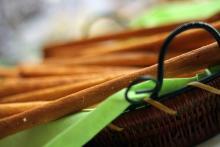 Slané tyčinky s provensálským kořením