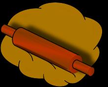 Čokokoko závin Ládi Hrušky