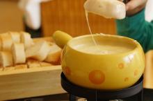 Sýrový fondán Ládi Hrušky