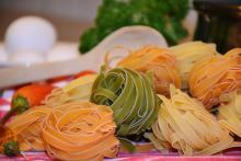 Žravé těstoviny