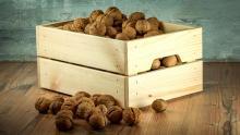 Ořechový koláč Ládi Hrušky